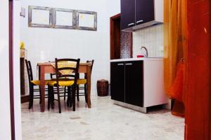 Cucina o angolo cottura di Casa Vacanze Valeria