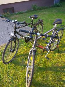 Rowery dostępne w obiekcie Willa Rzymska lub w pobliżu