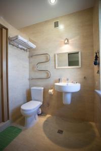 Ванная комната в Гостевой Дом Панама