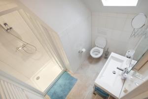 Een badkamer bij Wijnhoeve Koningbosch