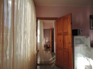 A bathroom at Дивноморье