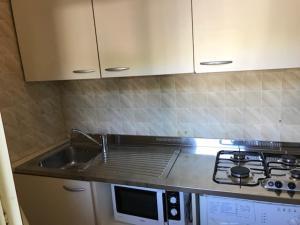 Cucina o angolo cottura di Villaggio Possagno
