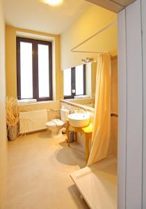 Łazienka w obiekcie Hotel Pałac w Myślęcinku