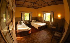 Cama o camas de una habitación en Maruni Sanctuary Lodge by KGH Group