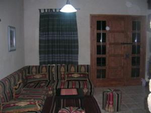 A seating area at Bella Djerba