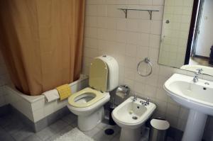Uma casa de banho em Casa Do Carvalho