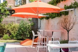Un patio o zona al aire libre en B&B Koto