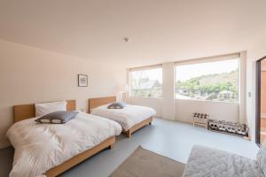Fujino Kirameki Fujigotemba房間的床