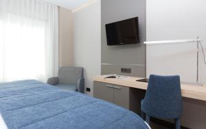 TV o dispositivi per l'intrattenimento presso Hotel Liabeny