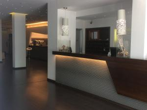 The lobby or reception area at Mediterranea Hotel & Convention Center