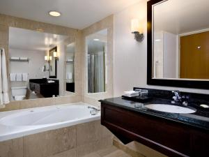 A bathroom at Sheraton on the Falls