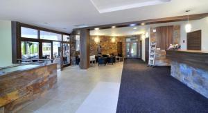 Lobby alebo recepcia v ubytovaní Apartment 20 Kamzík Donovaly