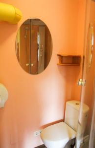 A bathroom at Pie Jāņa Brāļa