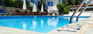 Πισίνα στο ή κοντά στο Hotel Boulas