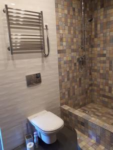 Ванная комната в Na beregu moria