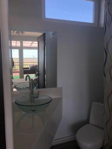 Ванная комната в Akvapark-house