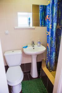 Ванная комната в Гостевой Дом Альтаир