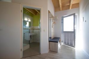Ein Badezimmer in der Unterkunft Hotel-Restaurant-Haus Berger