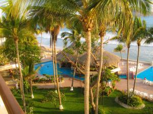 Vista de la piscina de The Palms Resort of Mazatlan o alrededores