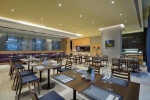 مطعم أو مكان آخر لتناول الطعام في دبل تري باي هيلتون طرابزون