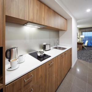 A kitchen or kitchenette at The Sebel West Perth