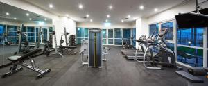 The fitness centre and/or fitness facilities at The Sebel West Perth