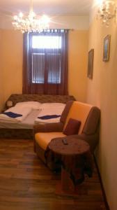 Posezení v ubytování UBYTOVNA U HUBERTA - ZNOJMO centrum