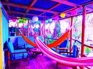 The fitness center and/or fitness facilities at Bocas Beach House