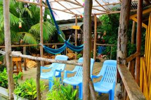 The swimming pool at or near Bocas Beach House