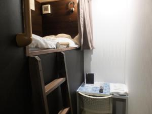 TV/Unterhaltungsangebot in der Unterkunft Hotel Famitic Nikko Station