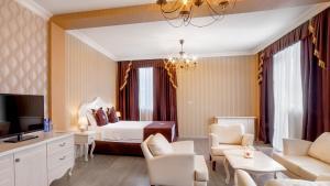 منطقة جلوس في فندق ذا ادميرال