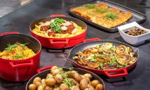 Lunch and/or dinner options for guests at Thon Hotel Ski