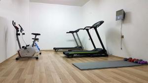 Фитнес-центр и/или тренажеры в Ozyigit Otel