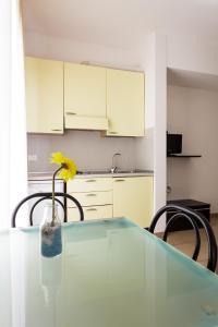 Cucina o angolo cottura di Residence Roxy