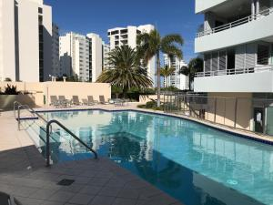 The swimming pool at or near Grand Hotel Apartments Gold Coast by owner
