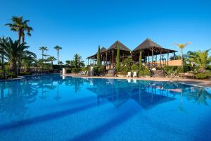 The swimming pool at or near Puerto Antilla Grand Hotel