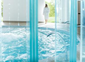 The swimming pool at or near Eastwell Manor, Champneys Hotel & Spa