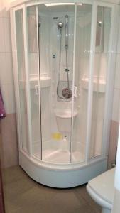 Ванная комната в Hotel Raduga