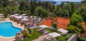 A view of the pool at Valamar Collection Imperial Hotel - Designed for Adults or nearby