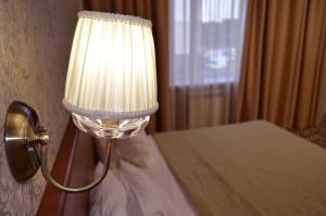 Кровать или кровати в номере ZION