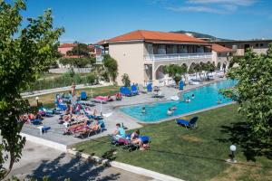 A view of the pool at Zante Plaza Hotel & Apartments or nearby