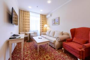 Гостиная зона в Санаторий Алтай - West