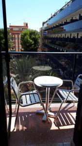 Un balcón o terraza de Rosabel