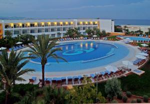 A view of the pool at Grand Palladium Palace Ibiza Resort & Spa- All Inclusive or nearby