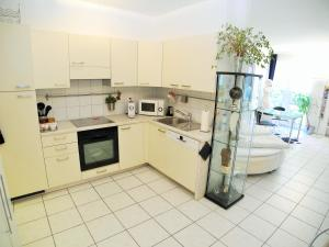 A kitchen or kitchenette at Apartment Irene