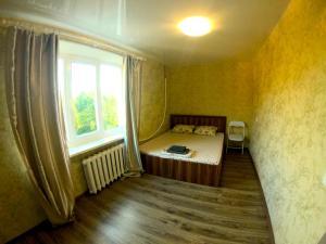 Ліжко або ліжка в номері 2 rooms apartment Kirova 121