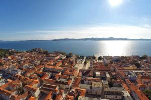 A bird's-eye view of Apartment and Room Soul of Dalmatia