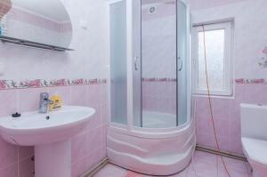 Ванна кімната в Karpatskyi Diamant