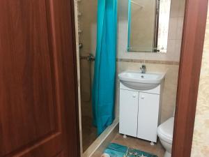 Ванная комната в Александра Гостевой дом