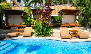 Piscina di Boracay Beach Club o nelle vicinanze